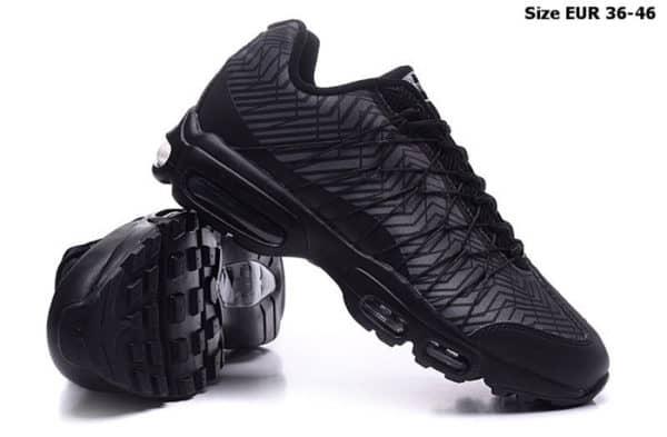 Nike Air Max 95 Premium Tape Black