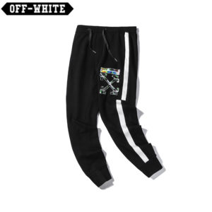 Cooperativa vídeo cesar  Pantalones Chándal OFF-White — TrapXShop