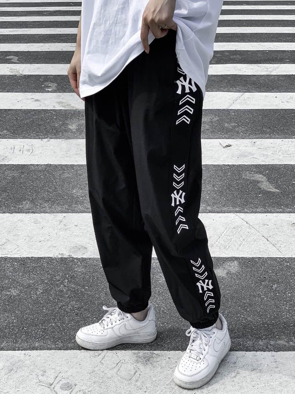 Pantalon Chandal Mlb New York Yankees Mb4588 Trapxshop